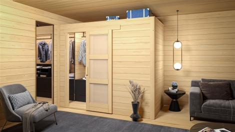 Internal room for a garden building MIDI   2.4x1.2m (8'x4')