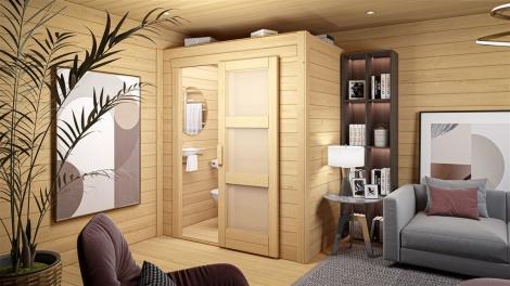 Compact Internal Storage Room TINY   1.8x1.2m (6'x4')