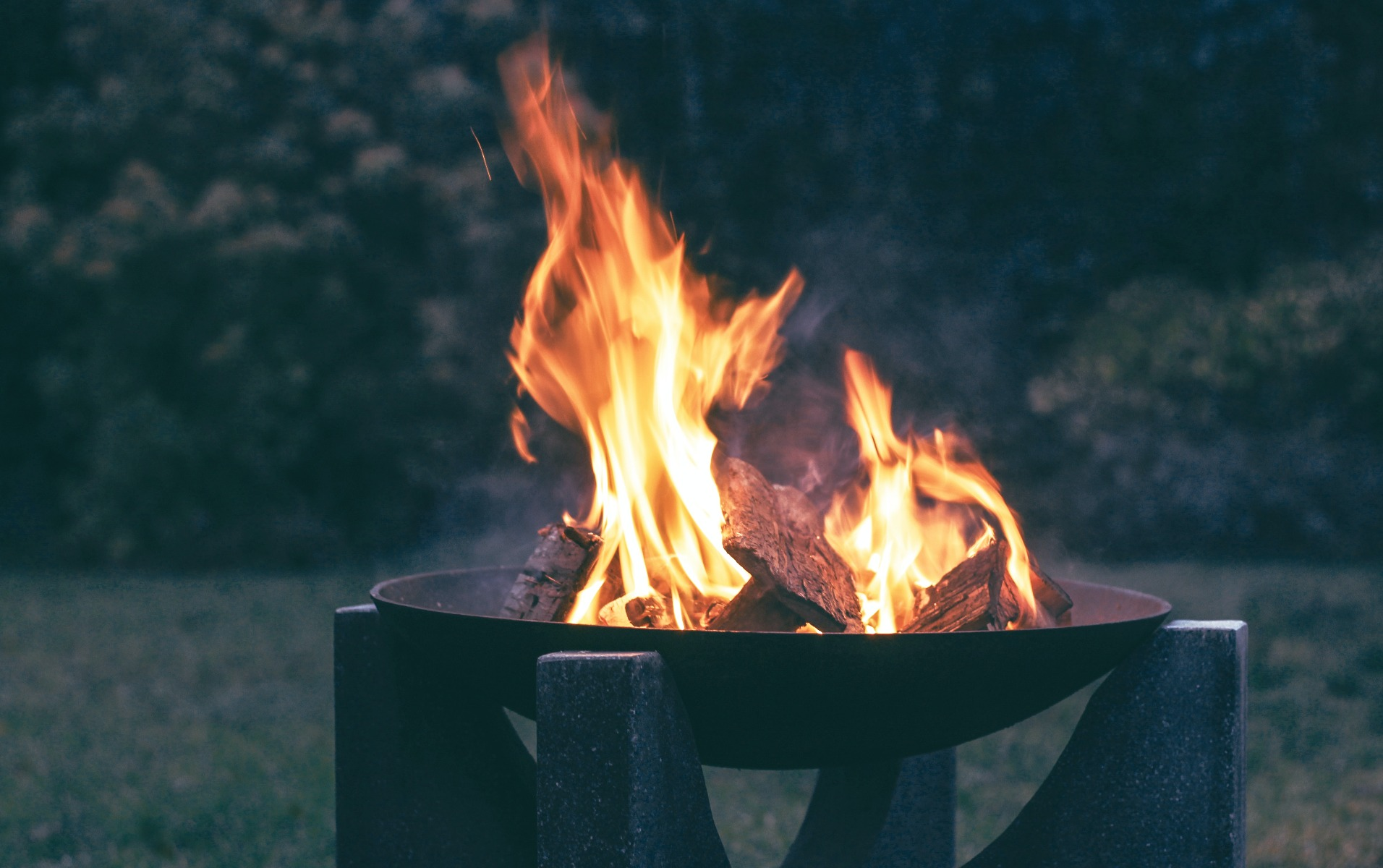How fire pits can extend your summer