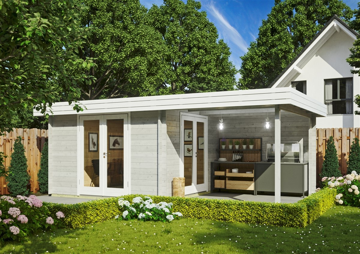 The price of our best-selling garden room Ranja 44 will go up on May 11